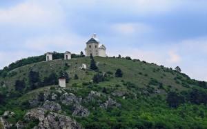 Svatý kopeček u Mikulova