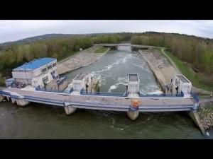 Vodní nádrž Nové Mlýny-dolní nádrž